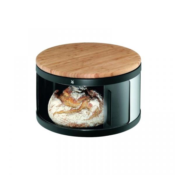 Chlebak z deską do krojenia WMF Gourmet 0634456030