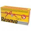 Chusteczki wyciągane 80 szt. RENOVA Red Label żółte 5601028020992