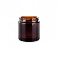 Comandante Bean Jar Brown Glass - Brązowy słoik na zmieloną kawę