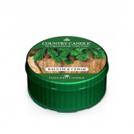 Country Candle - Balsam & Cedar - Daylight (35g)