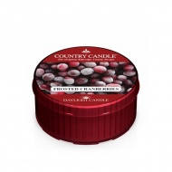 Country Candle - Frosted Cranberries - Daylight (35g)