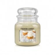 Country Candle - Vanilla Cupcake -  Średni słoik (453g) 2 knoty