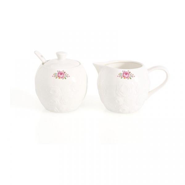 Cukierniczka i mlecznik Nuova R2S Jardin De Roses 1251 DERO