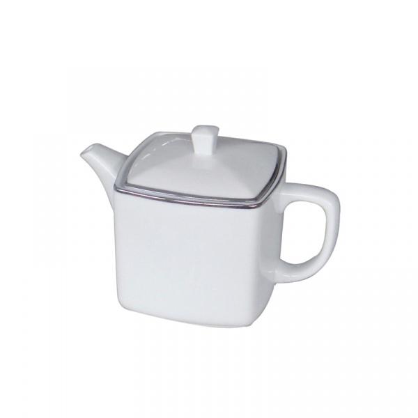 Czajniczek do serwowania herbaty Serena Platino 95-SPL470