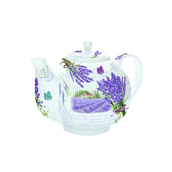 Czajnik do herbaty z zaparzaczem 1 l Nuova R2S Romantic 321 BDL