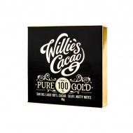 Czekolada 100% kakao Pure Gold Wenezuela 65g Willie's Cacao