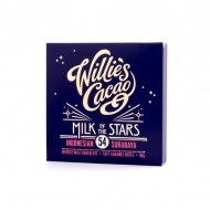 Czekolada 54% Milk of the Stars Indonezja 50g Willie's Cacao
