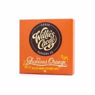 Czekolada 65% Luscious Orange Kuba 50g Willie's Cacao