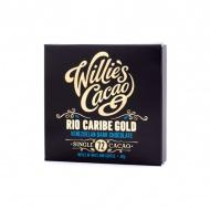 Czekolada 72% Rio Caribe Gold Wenezuela 50g Willie's Cacao
