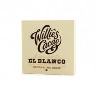 Czekolada biała El Blanco Wenezuela 50g Willie's Cacao