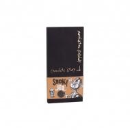 Czekolada Smoky Joe 70% kakao z Ekwadoru + słód whisky 50 g Manufaktura Czekolady