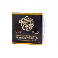 Czekoladki Apple Brandy Caramel Black Pearls 150g Willie's Cacao