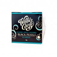 Czekoladki Passion Fruit Caramel Black Pearls 150g Willie's Cacao
