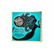Czekoladki Praline Truffles Milk Chocolate with Sea Salt 35g Willie's Cacao