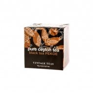 Czysta herbata czarna Cejlon PEKOE 70g Vintage Teas