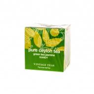 Czysta herbata zielona Cejlon jaśminowa 70g Vintage Teas