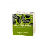 Czysta herbata zielona Cejlon organiczna GP1 70g Vintage Teas