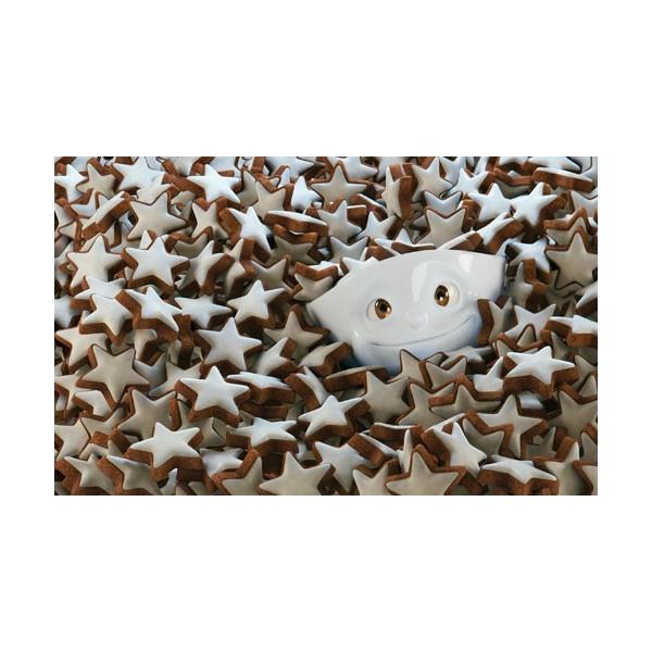 Deseczka do krojenia Cinnamon Cookie Masacre 23 x 14 cm Tassen TS-40107