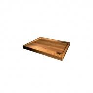 Deska bambusowa dwustronna 40x30 cm LURCH