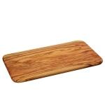 Deska do krojenia drewno oliwne brązowa Zassenhaus