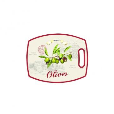 Deska do krojenia Nuova R2S Bistrot Olives