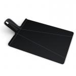 Deska do krojenia składana Joseph Joseph Chop2Pot duża czarna