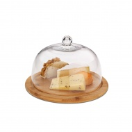 Deska do sera z pokrywką 24 cm Kela Katana
