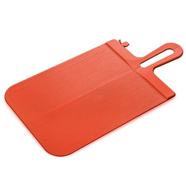 Deska kuchenna do krojenia Koziol Snap L pomarańczowo-czerwona KZ-3251633