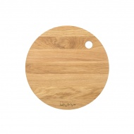 Deska kuchenna drewniana okrągła Healthy Plan By Ann Anna Lewandowska