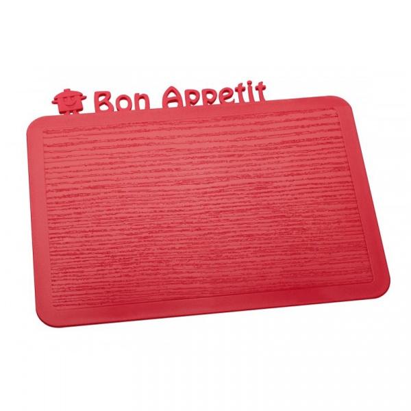 Deska śniadaniowa Koziol Happy Boards Bon Appetit malinowa KZ-3263583