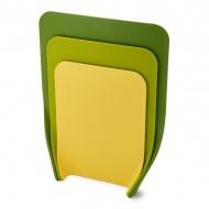 Deski do krojenia zestaw 3szt. Joseph Joseph Nest zielone