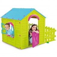 Domek dla dzieci Keter My Garden House : Kolor - light green/blue