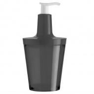 Dozownik do mydła Koziol Flow czarny