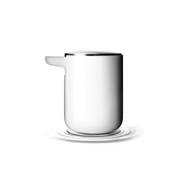 Dozownik do mydła w płynie Menu Bath biały 7700619