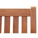 Drewniana ławka ogrodowa 180 cm  TOSCANA