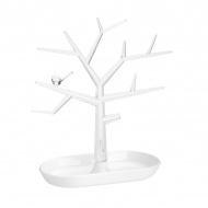 Drzewko na biżuterię Koziol Pi:p białe-transparentne