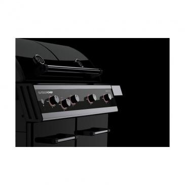 DUALCHEF 315 G - OUTDOORCHEF; DWUSTREFOWY GRILL GAZOWY 12 kW: