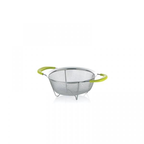 Durszlak 19,5 cm Kela Colino zielony KE-11300