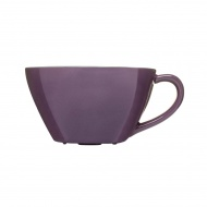 Duży kubek 0,6L Sagaform Tea fioletowy