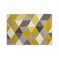 Dywan Muoto 230x160cm Kokoon Design żółty