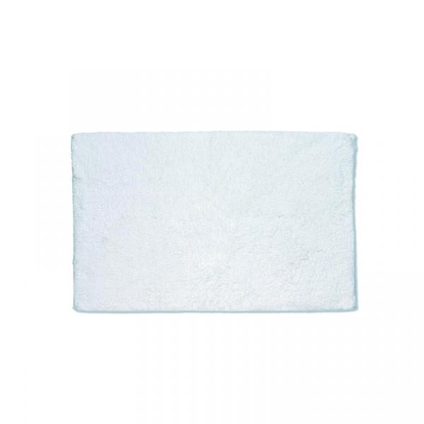 Dywanik łazienkowy 50x80 cm Kela Uni biały KE-22470