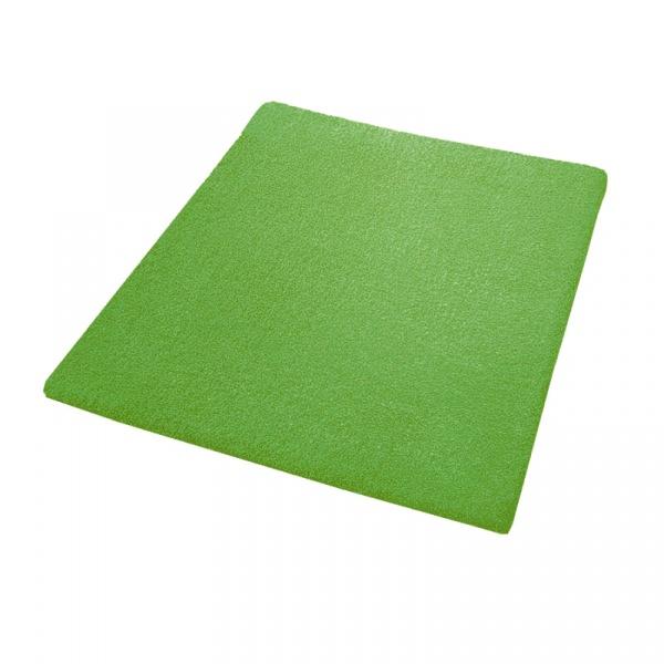 Dywanik łazienkowy 55 x 65 cm Kleine Wolke Kansas zielony KW-4018645539
