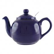 Dzbanek do herbaty z filtrem 1,4 l London Pottery kobaltowy