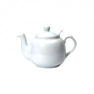 Dzbanek do herbaty z filtrem 1,8 l London Pottery biały