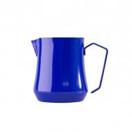 Dzbanek do spieniania mleka 500 ml Motta Tulip niebieski