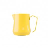 Dzbanek do spieniania mleka 500 ml Motta Tulip żółty
