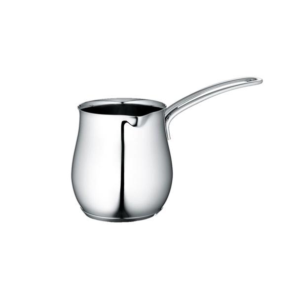 Dzbanek do spieniania mleka Cilio Professional srebrny CI-299618