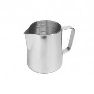 Dzbanek do spieniania mleka PRO 360 ml Rhinowares srebrny