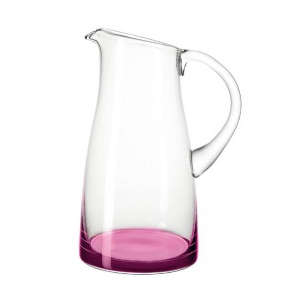 Dzbanek na wodę 1,82 L leonardo Liquid różowy 018169