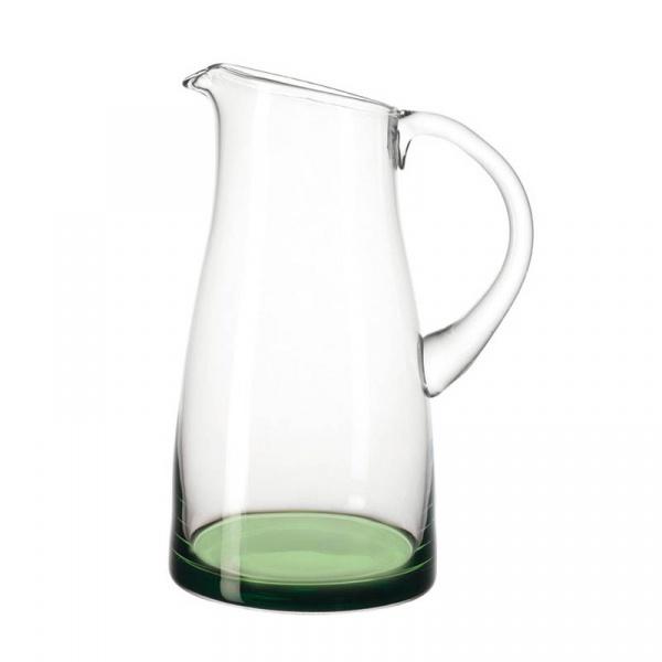 Dzbanek na wodę 1,82 L leonardo Liquid zielony 018171